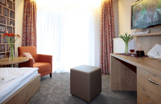 Single room (superior) Fortuna Hotel-Pension