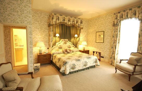 Chambre double (confort) Cotswold Lodge A Classic British Hotel