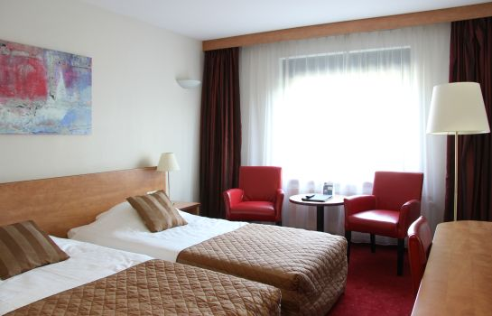 Chambre double (confort) Best Western Amsterdam Airport