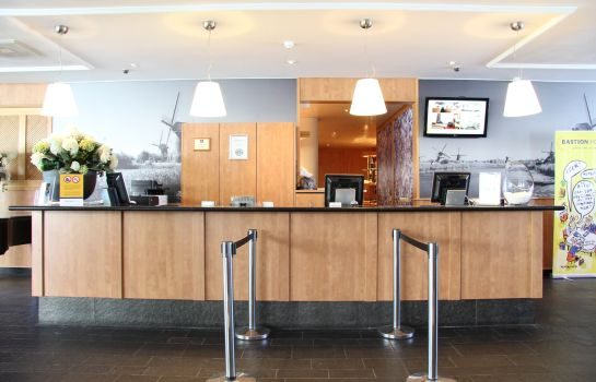 Réception Best Western Plus Amsterdam Airport