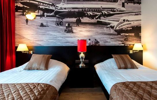 Chambre Best Western Amsterdam Airport