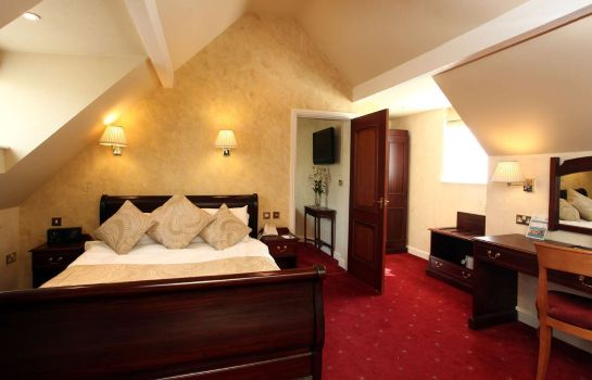 Chambre Best Western Premier Moor Hall Hotel & Spa