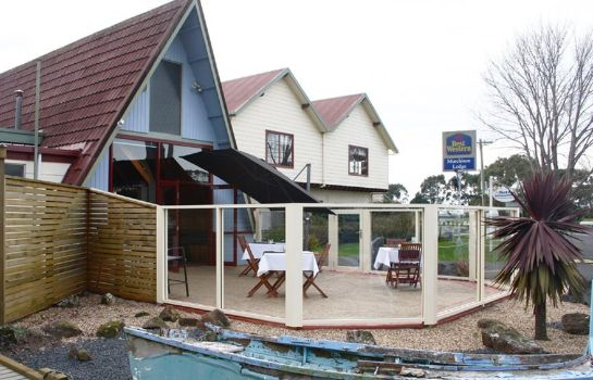 Exterior view BEST WESTERN MURCHISON LODGE