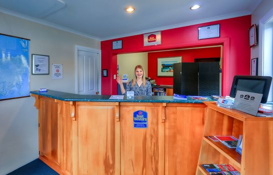 Hall Best Western Burnie Murchison Lodge