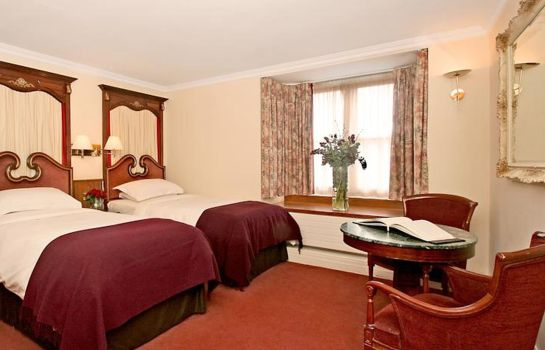 Double room (standard) The Rathbone