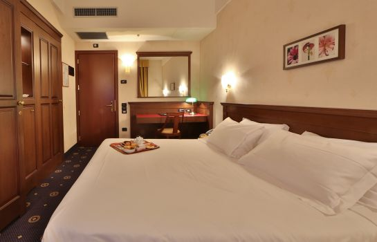 Chambre double (confort) Best Western City