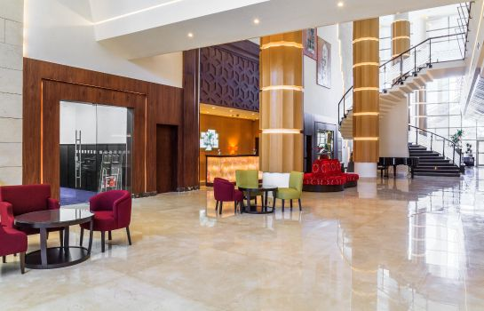 Lobby Holiday Inn AMMAN