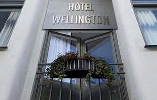 Exterior view Clarion Collection Hotel Wellington