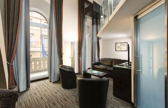 Suite Best Western Plus Hotel Universo