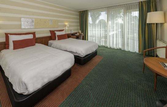 Chambre double (standard) Grand Hotel Amstelveen