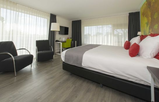Chambre double (confort) Grand Hotel Amstelveen