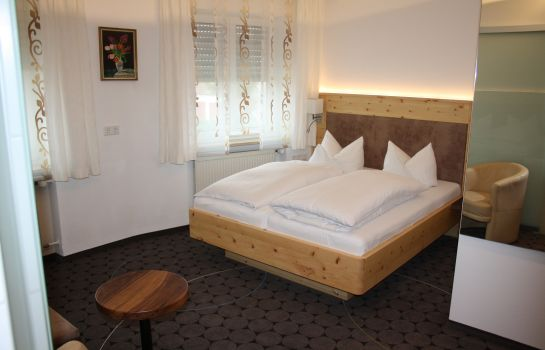 Chambre double (confort) Geyer Landhotel
