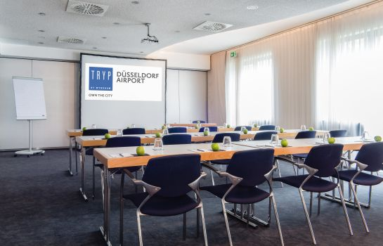 Meeting room Tryp Düsseldorf Airport