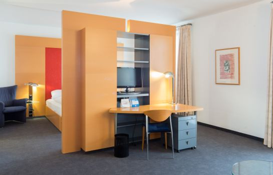 Junior suite Tryp Düsseldorf Airport