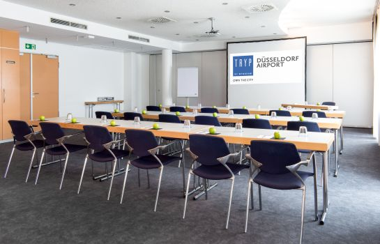 Conference room Tryp Düsseldorf Airport