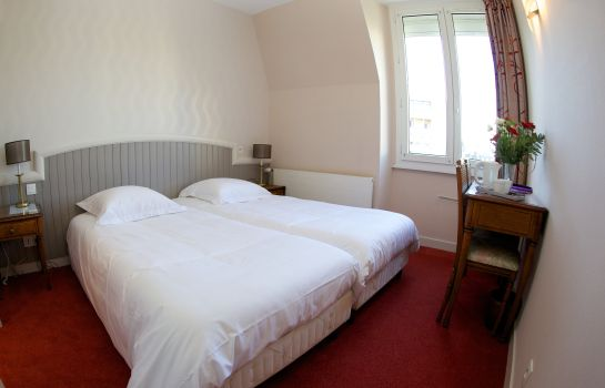 Chambre double (confort) Garden Hotel
