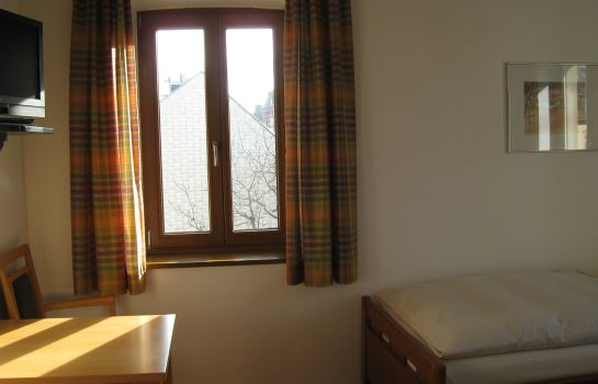 Single room (standard) Posthotel Hans Sacks