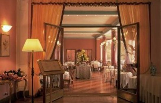Restaurant Grand Hotel Nizza et Suisse