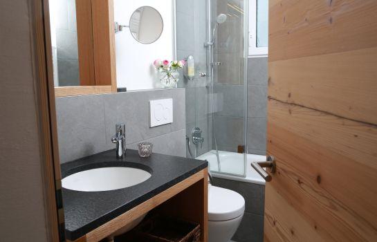 Bathroom Chalet Bettmerhof Hotel Wellness Kulinarum