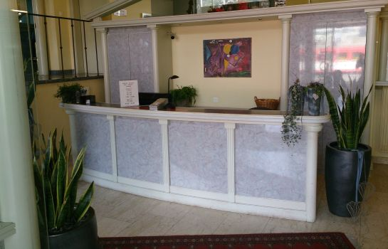 Reception Hotel Europe Garni