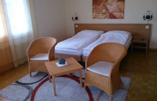 Double room (superior) Hotel Europe Garni