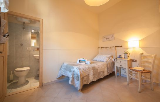 Single room (standard) Albergo Etruria