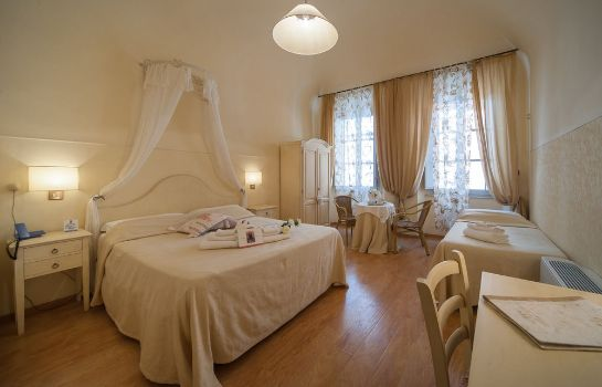 Double room (superior) Albergo Etruria