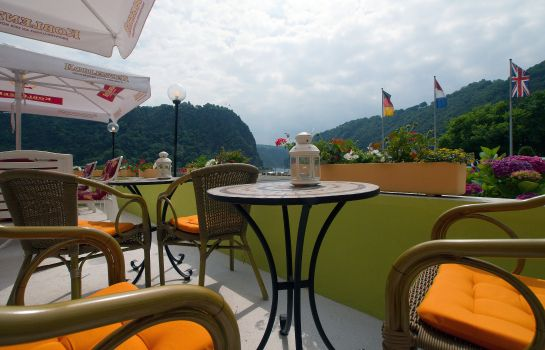 Terras Loreleyblick Cafe Restaurant