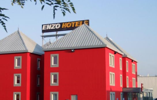 Exterior view Enzo Mulhouse