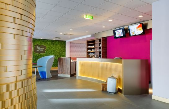 Empfang ibis Styles Frankfurt Offenbach