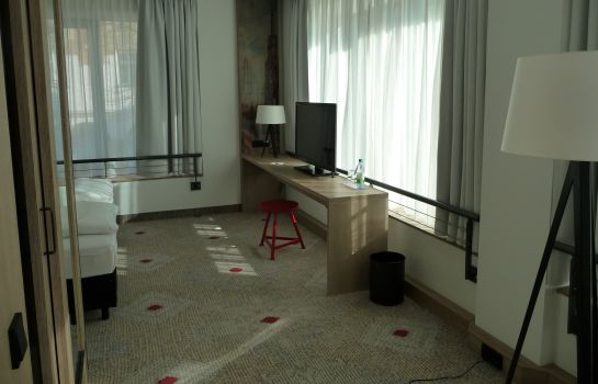 Junior Suite Sorat Hotel Saxx