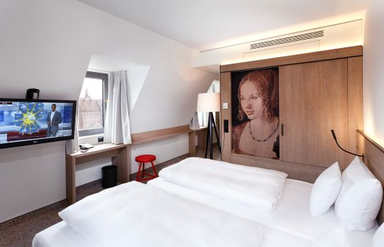 Double room (superior) Sorat Hotel Saxx