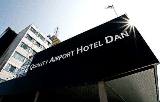 Exterior view Quality Airport Dan