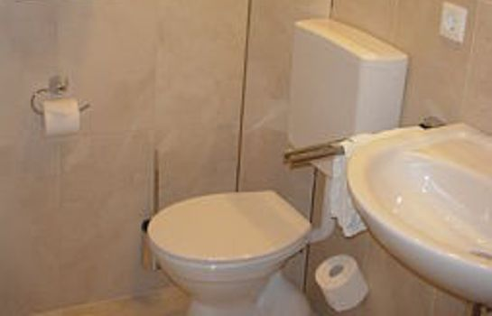 Bathroom Ulrich Meyer Gasthof