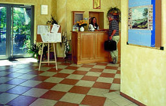Reception Ulrich Meyer Gasthof