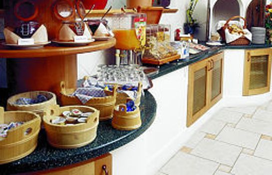 Breakfast buffet Ulrich Meyer Gasthof