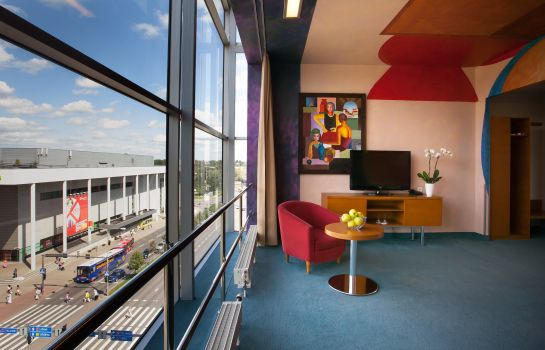 Junior Suite Art hotel Pallas by Tartuhotels