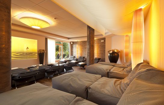 Ruhebereich Sommer Wellness & SPA