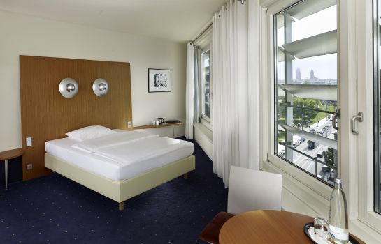 Double room (standard) art'otel dresden by park plaza