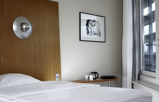 Chambre double (standard) art'otel dresden by park plaza