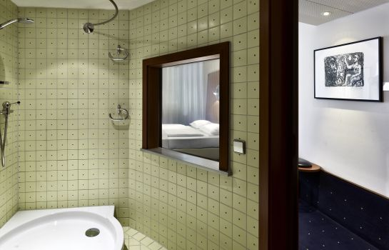 Double room (superior) art'otel dresden by park plaza