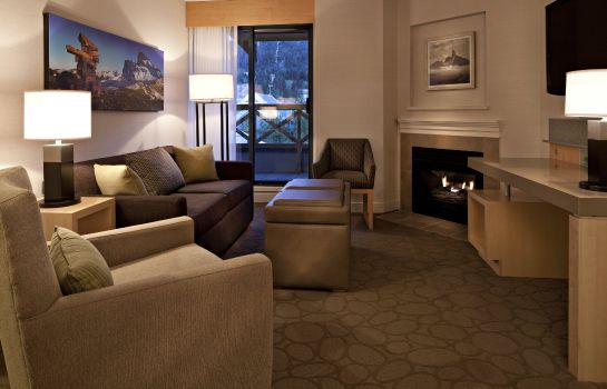 Suite Delta Hotels Whistler Village Suites