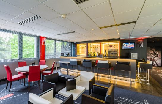 Hotel-Bar Novotel Tours Centre Gare