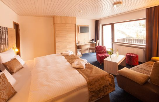 Chambre double (confort) Best Western Plus Schwarzwald Residence