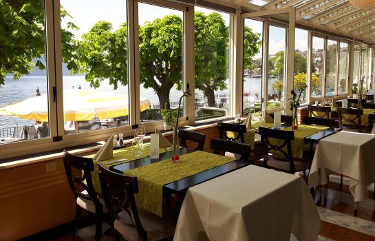 Restaurante Central am See Beau Rivage – Collection