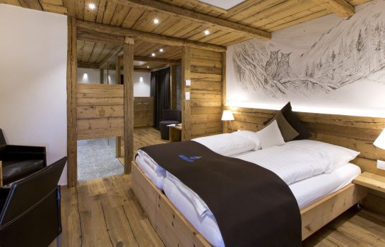 Junior Suite Hotel Crusch Alba