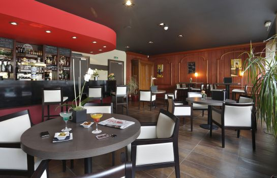Hotelbar QUALYS-HOTEL Strasbourg Sud d'Alsace