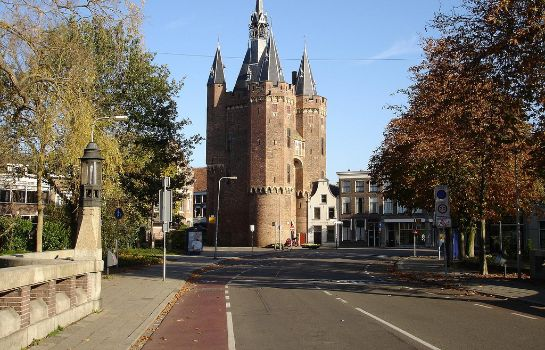 Omgeving Campanile - Zwolle