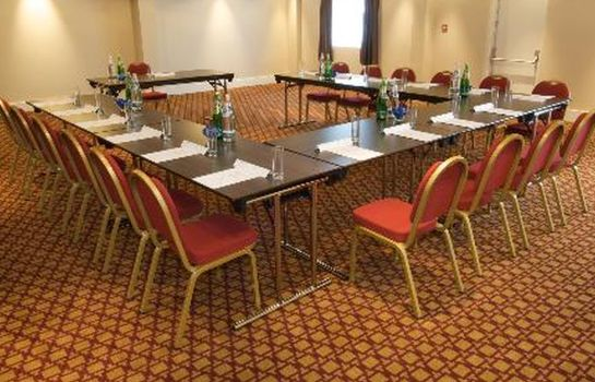 Meeting room Hallmark Aberdeen Airport Dyce
