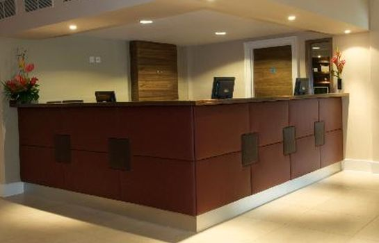 Reception Hallmark Aberdeen Airport Dyce
